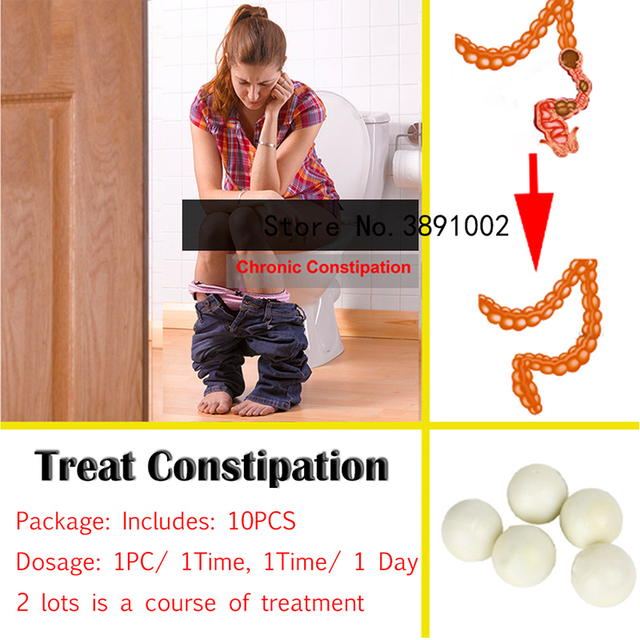 US $13 05 10% OFF|100% Organic Chinese Herbs for Chronic Constipation  Relief IBS Hard Stools Rectal Bleeding Abdominal Pain Cramps Nausea  Vomiting-in