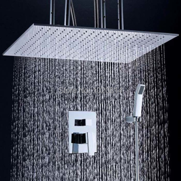 Amazing Rainforest Shower System Images - Bathtub for Bathroom ...