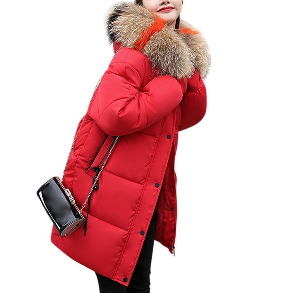 D'hiver La white Manteau Mode Coton Rembourré Green Chaud Veste Black Nouvelles À Missky 2018 Capuchon army red Femmes nw8OPk0