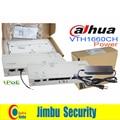 Original dahua poe switch vtns1060a com dc24v 2a adaptador de energia para o sistema de ip dahua ip telefone video da porta do switch poe VTNS1060A