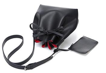 Fashion candy color female all-match bucket bag pu leather one shoulder cross-body women's handbags female bag