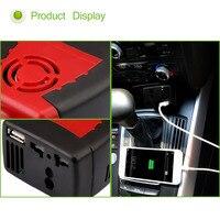 Onever Portable 50HZ 150W Car Power Converter (DC 12V to AC 220V)