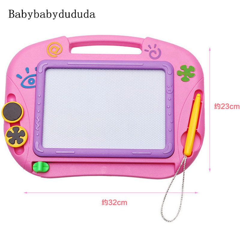 Color Magnetic Board Childrens Educational Toys Learning Drawing Toys Child Baby Writing Drawing Board Good Gift For Kids