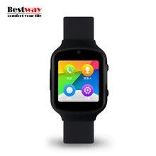Neue Ankunft Z80 Smart-uhr WiFi Smart Gesundheit 3G Digital-watch SIM Armbanduhr Mp3-player Smartwatch Android kamera Wasserdicht