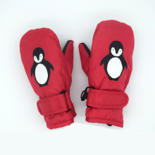 Детская рукавица хорошего качества для детей 1-8 лет, зимние теплые уличные перчатки для мальчиков и девочек, водонепроницаемые и ветрозащитные