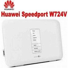 Speedport W724V ADSL ADSL2 +/VDSL2/DSL Glasvezel modem/router SIP VoIP DLNA + NAS 802.11b /g/n/ac router Thuis