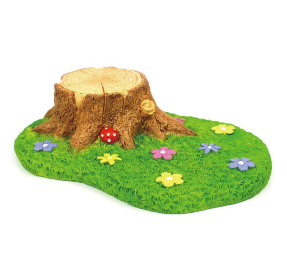 Stupendous 10Cm Mushroom Stool Tree Stump Bonsai Decoration Fairy Pabps2019 Chair Design Images Pabps2019Com