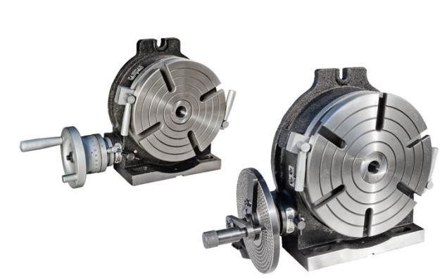 HV 8 rotary table machine tools accessories