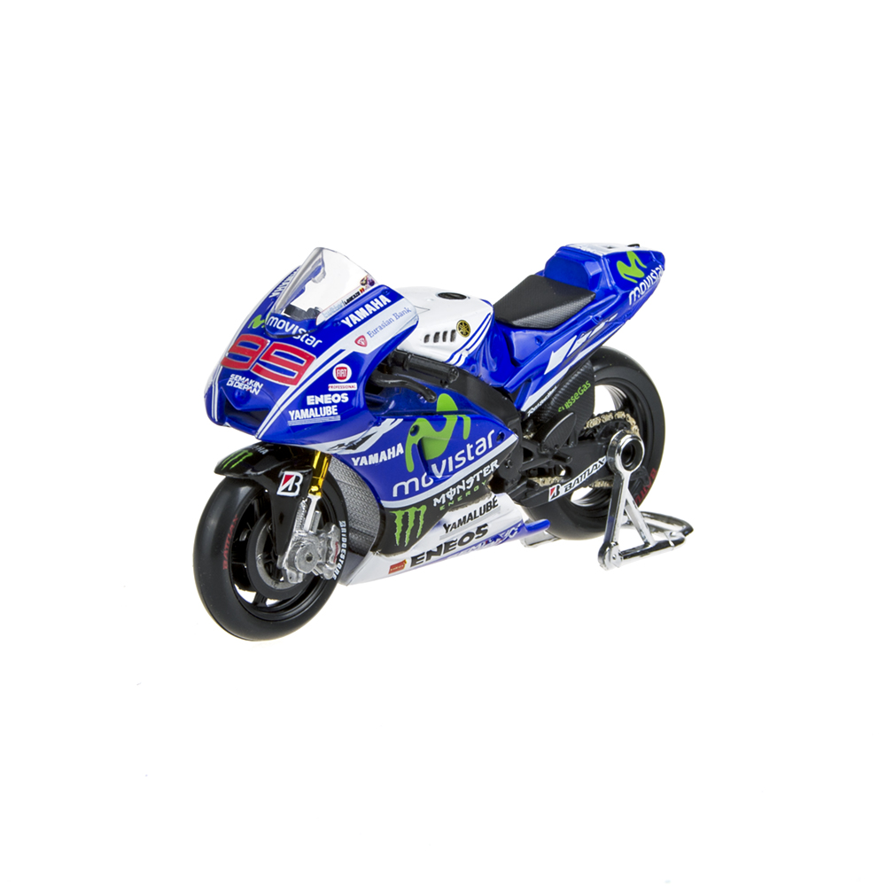Maisto Motorcykel Modeller MOTO GP YZF-M1 RC213V 46 # 99 # 04 # 29 # 1:18 skala motorcykel racing modell Toy For Gift Collection