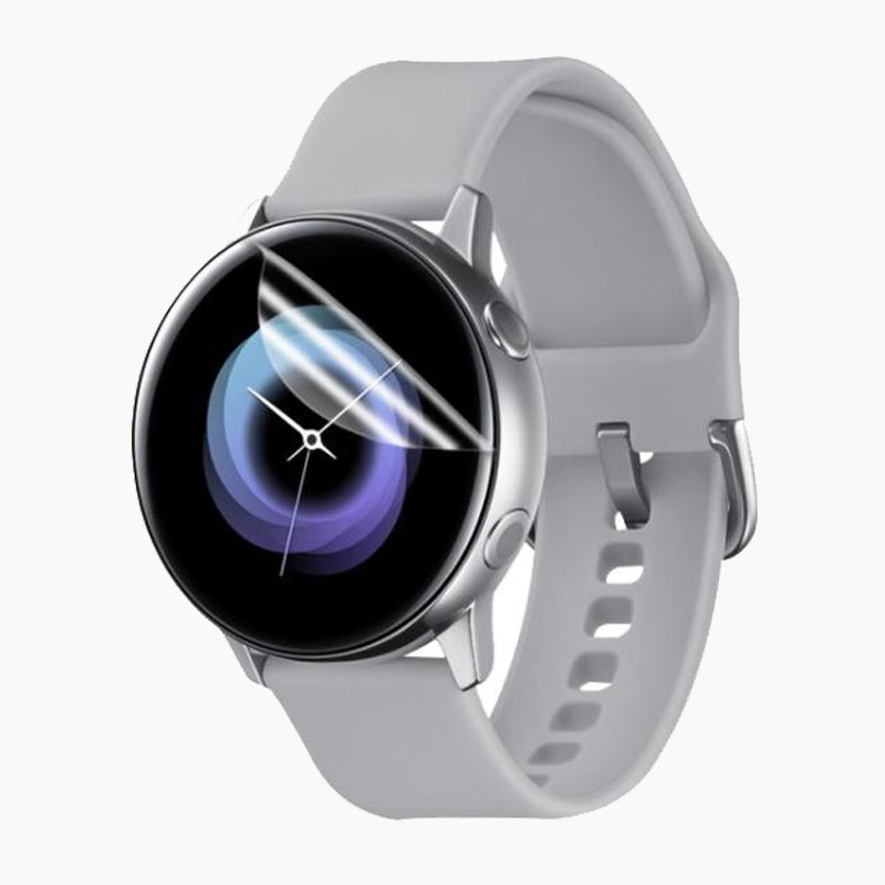 Protective-Film-Guard Lcd-Screen-Protector Active-Smartwatch Galaxy Watch Samsung Cover