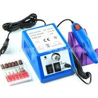 Professional Nail Polishing Electric Manicure Drill Manicure Pedicure Kits Stainless Steel Plastic EU US AU UK