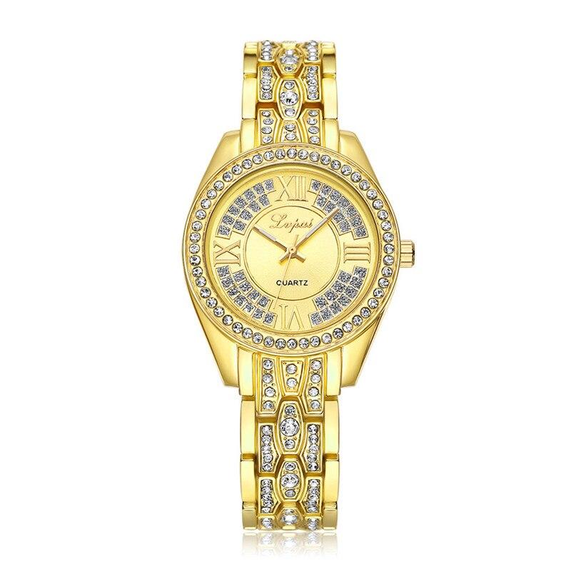 Hot Sale Luxury Gemstone Brand Watches Women Geneva Watch Ladies Quartz Watch Waterproof Stainless Steel Clock Watches лента шлифовальная бесконечная hammer flex 75 х 533 р 80 3шт