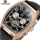 Forsining 2018 New Fashion Automatic Watch Men Mechanical Men Watch Tourbillon Watch Mens Watches Top Brand Luxury Gifts For Men