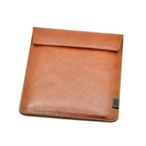 Image 4 - Zarf laptop çantası süper ince kol çantası kapağı, mikrofiber deri dizüstü bilgisayar kılıfı kılıf HP Envy X360 13/15 2018