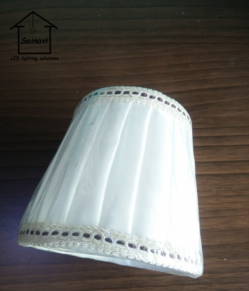 10 Pcs Clip Medium Handmade Lampshade Chandelier Pendant