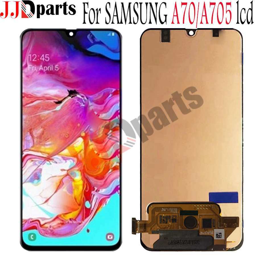 6.7For Samsung Galaxy A70 LCD A705 A705F SM-A705F Display Touch Screen Digitizer Assembly A70 2019 For SAMSUNG A70 LCD A705DS6.7For Samsung Galaxy A70 LCD A705 A705F SM-A705F Display Touch Screen Digitizer Assembly A70 2019 For SAMSUNG A70 LCD A705DS