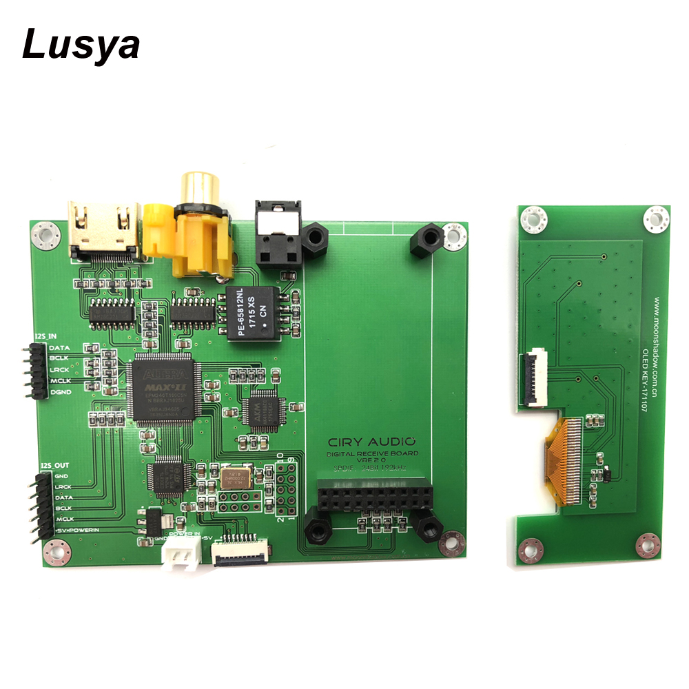 Cheap and beautiful product spdif i2s board in BNS Store