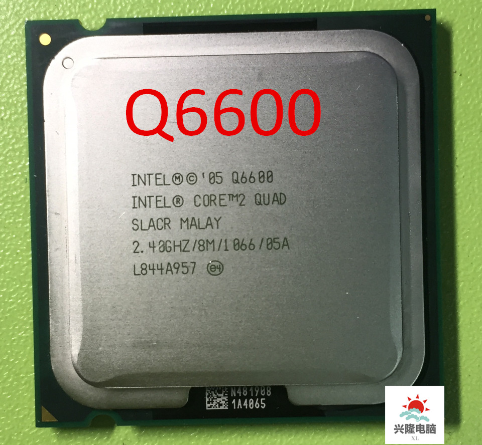 Processador cpu core 2 quad q6600, (2.4ghz/8m/1066ghz) soquete 775 cpu de desktop q6600,|q6600 cpu|desktop cpucpu processor - AliExpress