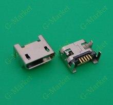 Разъемы Micro USB 50 шт., 5-контактный разъем Micro usb, 4 фута, 5-контактный разъем Micro USB