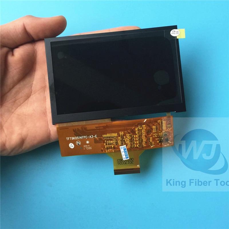 Fujikura FSM-80S FSM-70S FSM-62S FSM-22S 19S 19R 70R Optical Fiber Fusion Splicer LCD DisplayFujikura FSM-80S FSM-70S FSM-62S FSM-22S 19S 19R 70R Optical Fiber Fusion Splicer LCD Display