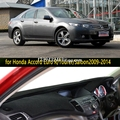 dashmats car-styling accessories dashboard cover for Honda Accord Euro R Tourer Saloon 2009 2010 2011 2012 2013 2014 rhd