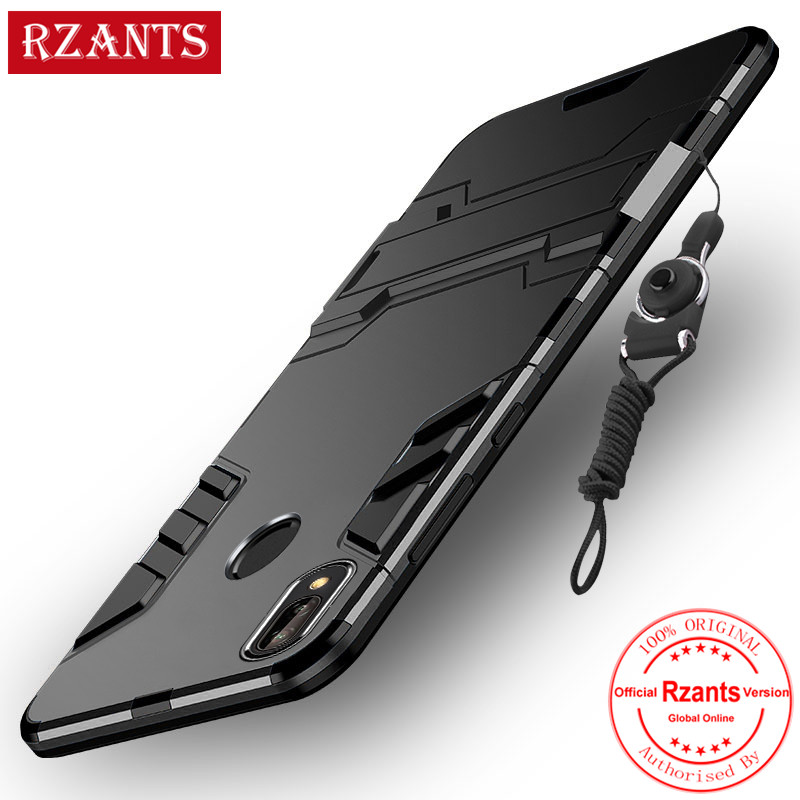 Rzants Phone Case For Asus ZenFone Max Pro M2 / M1 Hard Back Soft Edge Kickstand Heavy Duty Protection Cover For Max Pro M2 / M1