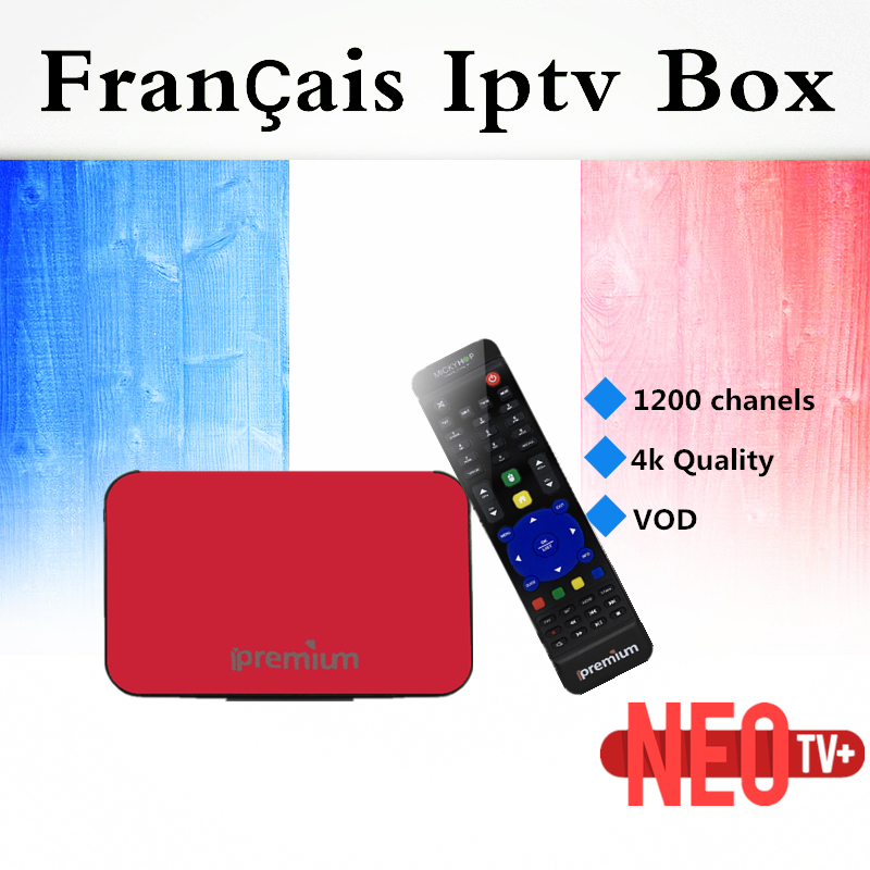 French IPTV Box AVOV TVonline+ European IPTVBelgium Netherlands Luxembourg Europe IPTV set up box Quad-Core Cortex 1.5GHz tv box купить