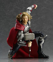 Animie thor odinson thor the dark world mobile 16 cm action pvc figure model collection toy gift