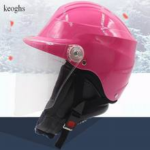Removable universal Four seasons windproof capacete da motocicleta motorcycle helmet for scooter motosiklet kask capacetes