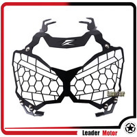 For KAWASAKI Z900 Z 900 2017 Motorcycle Accessories Headlight Grille Guard Cover