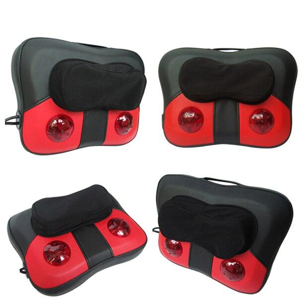 2016 nouveau dispositif de Massage de la mode oreiller de Massage du cou Multinational oreiller de Massage infrarouge du corps entier2016 nouveau dispositif de Massage de la mode oreiller de Massage du cou Multinational oreiller de Massage infrarouge du corps entier