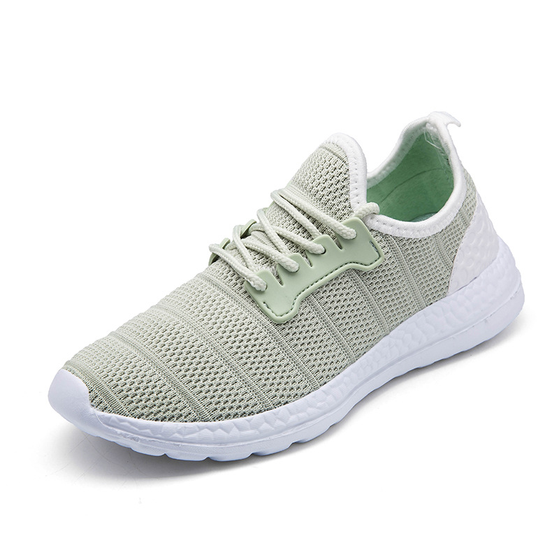 2019 spring student sports shoes men and women big children new Korean mesh casual breathable sports shoes in Sneakers from Mother Kids