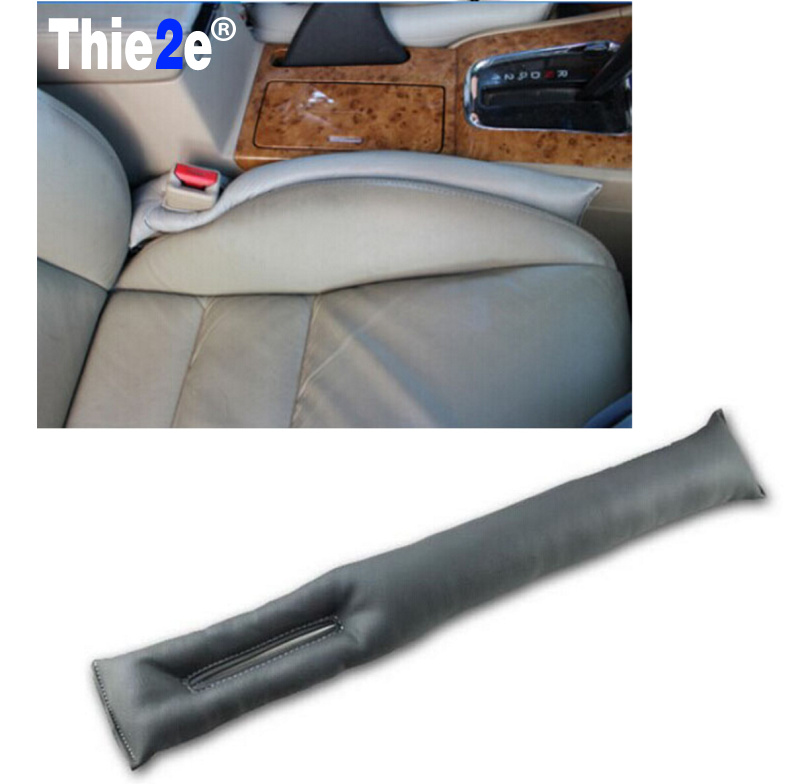 Thick Rubber Car Mats For Volvos40 S60 S80 Xc60 Xc90: Hot Car Styling Interior Seat Gap Aperture Pad Leak Proof