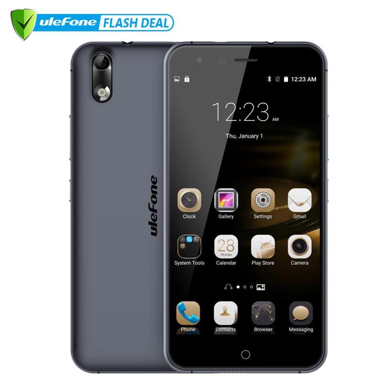 original ulefone paris smartphone 5 0 hd 2gb ram 16gb rom mtk6753 octa core android 5 1 13mp 5mp. Black Bedroom Furniture Sets. Home Design Ideas