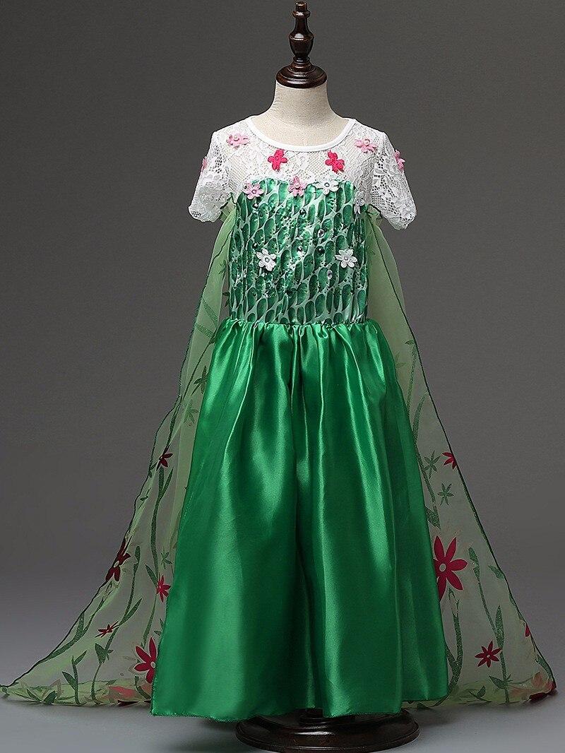 Popular Princess Anna Costume-Buy Cheap Princess Anna Costume lots ...