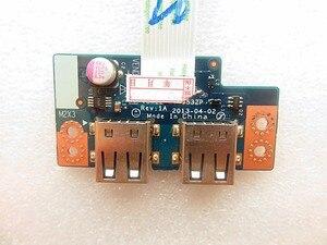 Placa usb original para ACER Aspire E1-522 E1-530, E1-532, E1-572G, NV570, NE510, NE570, NE572, NV510, E1-570G