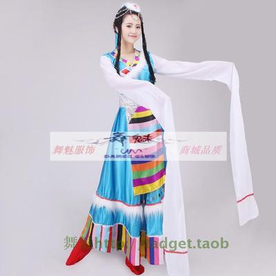 Юбка тибетская