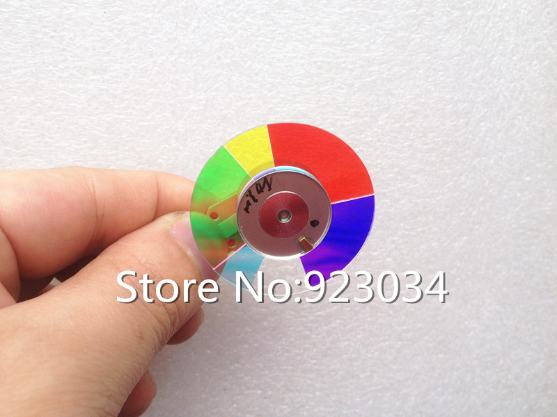 Wholesale Projector Color Wheel for Optoma DP234 Free shipping wholesale projector color wheel for v260 free shipping