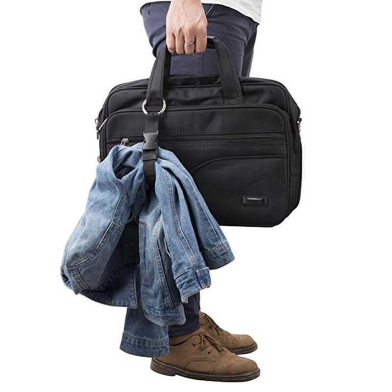 להוסיף תיק מטען רצועת מעיל גריפר רצועות מטען מזוודה ניילון חגורות נסיעות