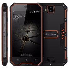 Blackview BV4000 IP68 Waterproof Mobile Phone 8MP Dual Cameras 4.7 Inch HD IPS 1GB+8GB Quad Core 3680mAh Dustproof Smatphone