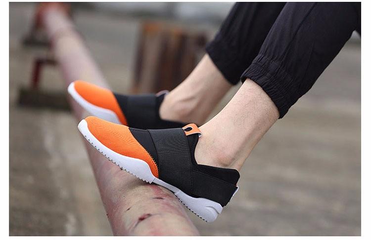 Hellozebra Men Casual Shoes Breathable Board Flats Soft Shoe Set Foot A Pedal Lazy Tide Mesh Students Shoes 2016 Autumn New  (13)