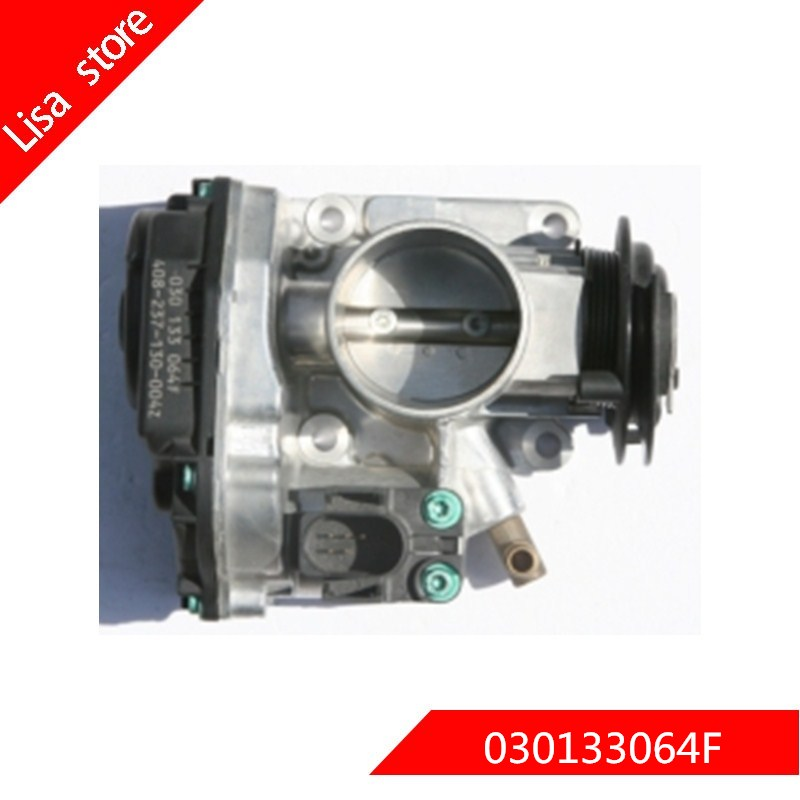 030133064F 408-237-130-004Z V10-81-0001 High quality Throttle Body For Seat Cordoba (6K2,C2) 1.4i 1.6i Skoda Octavia (1U2) 1.6v 030133064F 408-237-130-004Z V10-81-0001 High quality Throttle Body For Seat Cordoba (6K2,C2) 1.4i 1.6i Skoda Octavia (1U2) 1.6v