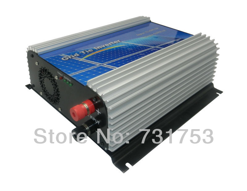 MAYLAR@ 22-60VDC 600W Solar Power On Grid Micro Inverter,Output 90-130VAC/190-260VAC,50Hz/60Hz,For Solar Home System solar power on grid tie mini 300w inverter with mppt funciton dc 10 8 30v input to ac output no extra shipping fee
