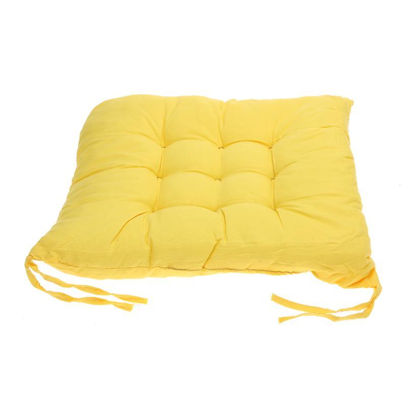 HTB11BylXIfrK1Rjy1Xdq6yemFXa7 11 Colors Seat Cushion Pearl Cotton Chair Back Seat Cushion Sofa Pillow Buttocks Comfortable Chair Cushion Winter Bar Home Decor