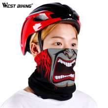 WEST BIKING Buy 2 Get 1 Free Climbing Hiking Scarf Outdoor Sports Cycling Mask Headband Breathable Cycling Headwear Bandanas(China)