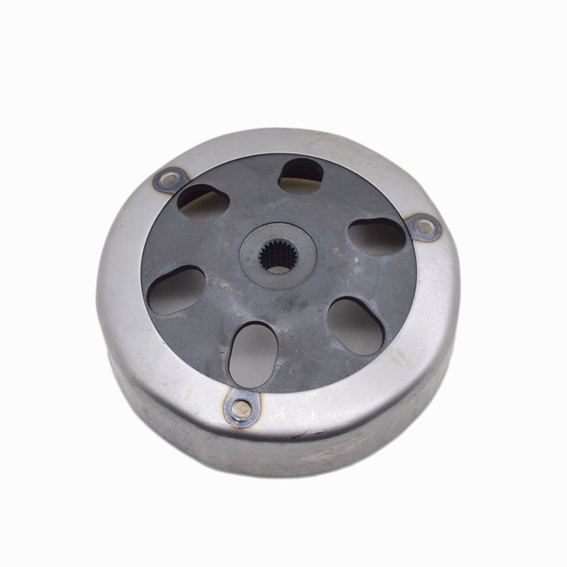 Motorcycle Driven Wheel Clutch Block Centrifugal Shoes Cover Cap For HONDA WH100T GCC100 SCR100 SPACY100 Spare Parts