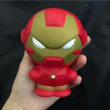 Adorable Spongy Iron Man Toys