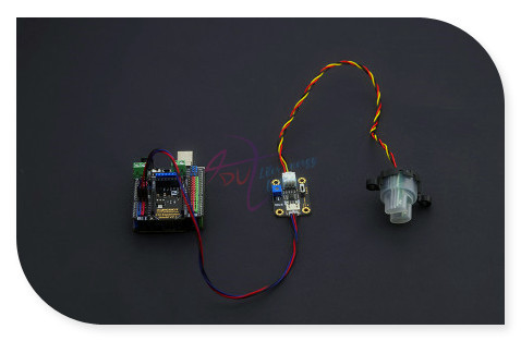 DFRobot Gravity Analog/Digital Turbidity Sensor, 5V 40mA DC support both signal output compatible with arduino for Water Testing