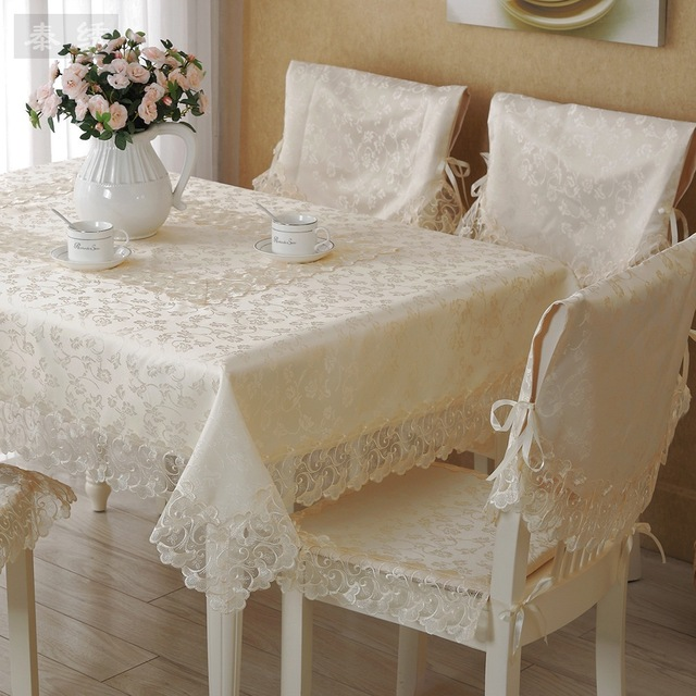 Delicieux Su0026V New Arrival Luxury European Rural Tea Table Cloth High Grade Water  Soluble Embroidery Table