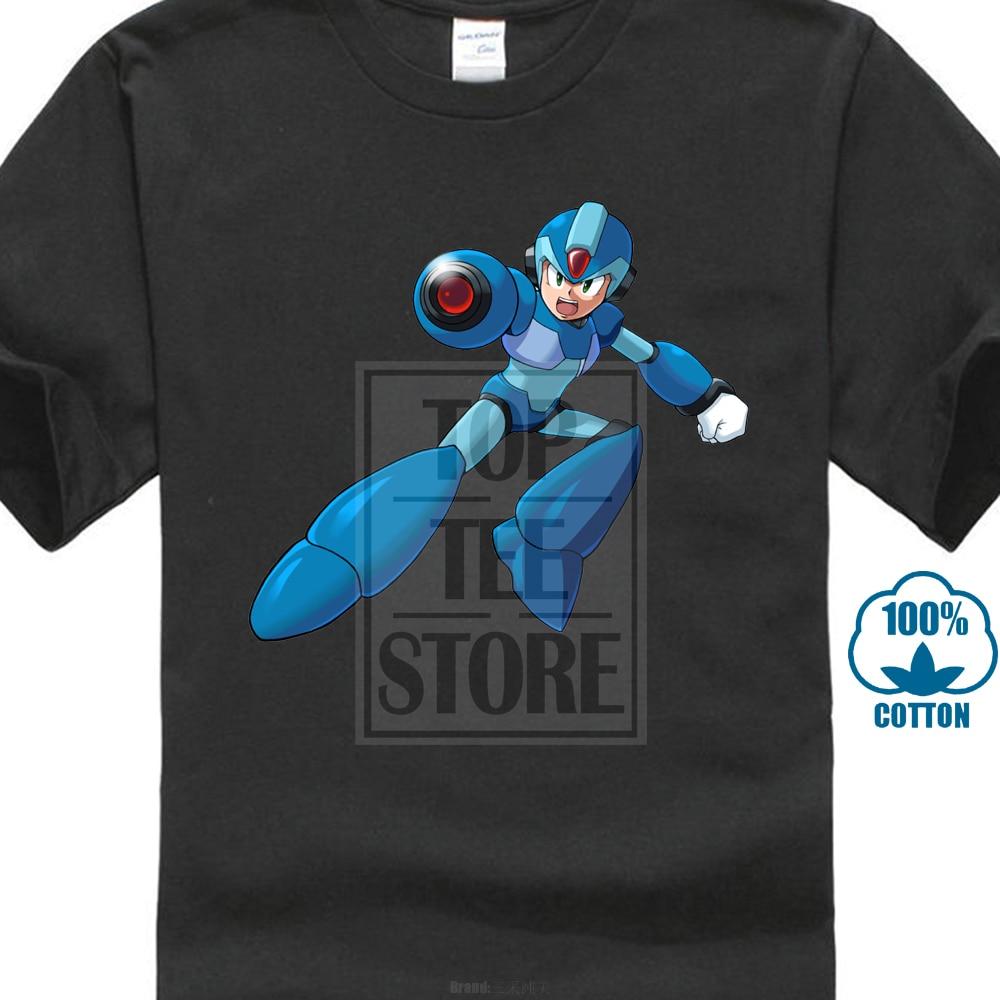 Mega Man 11 Capcom Video Game Adult T Shirt